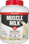 Muscle Milk® Vanilla Crème <p><b>From the Manufacturer's Label:</b></p> <p>Muscle Milk® is manufactured by Cytosport.</p><p>Available in Vanilla Crème, Cookies N Crème and Chocolate Flavors.</p> 4.94 lbs Powder