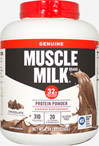 Muscle Milk® Chocolate <p><strong>From the Manufacturer's Label:</strong></p><p>Muscle Milk® is manufactured by Cytosport.</p><p>Available in Vanilla Crème, Cookies N Crème and Chocolate Flavors.</p> 4.94 lbs Powder  $49.99