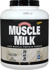 Muscle Milk® Cookies N Crème <p><b>From the Manufacturer's Label:</b></p> <p>Muscle Milk® is manufactured by Cytosport.</p><p>Available in Vanilla Crème, Cookies N Crème and Chocolate Flavors.</p> 4.94 lbs Powder  $44.99