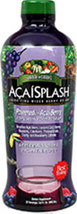 Acai Splash Energizing Mixed Berry Drink