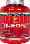 True-Mass™ Strawberry <p><strong>From the Manufacturer's Label: </strong></p><p>These products are aspartame free and contain no trans fats.</p><p>We are proud to bring you True-Mass™ from BSN. Look to Puritan's Pride for high-quality national brands and great nutrition at the best possible prices. True-Mass™ is aspartame free and contains no trans fat.</p> 5.75 lb Powder  $42.99