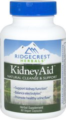 Kidney Aid Capsules  60 Capsules N/A 14.98