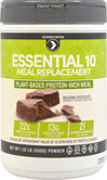 Essential 10 Meal 100% Plant Based Protein Belgian Chocolate