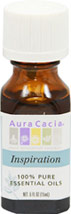 Essential Oil Blend Inspiration A blend of lemon, bergamot, balsam fir needle, sweet basil, and rosemary. 15 ml Oil  $7.99
