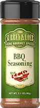 BBQ Seasoning <p>Surrey & Loeb''s House BBQ seasoning is perfect for sizzling steaks, chicken, pork and kabobs. A blend to satisfy every barbeque fan!</p>  3.1 oz Bottle  $4.24