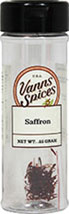 Saffron <b><p> From the Manufacturer:</b></p><b><p>  </b> </p>  <p>Saffron is composed of the dried stigmas of a fall blooming crocus and has the distinction of being the most expensive spice in the world. Saffron must be hand picked, and requires over 5,000 stigmas to equal an ounce. </p>  <p>The color is deep red and the fragrance superior. Vanns saffron is the top-of-the-line Spanish branched saffron.</p>  <p>Saffro