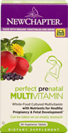 Perfect Prenatal Multivitamins <b><p>From the Manufacturer's Label:</b></p>     <p>Organic - Formulated with organic ingredients</p>     <p>Probiotic - Cultured with beneficial live probiotics</p>     <p>Whole - Bioavailable, easy-to-digest food</p>     <p>Naturally gluten free</p>     <p>Perfect Prenatal®  whole-food multivitamin, including targeted levels of whole-food folate, is formulated specifically to n