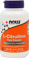 L-Citrulline 1500 mg <p><b>From the Manufacturer's Label:</b></p>  <p>Healthy Immune System function**</p><p>Citrulline is a non-essential amino acid that is an important intermediate in the urea cycle, functioning along with Arginine and Ornithine to rid the body of ammonia, a byproduct of protein metabolism.** Citrulline also plays an important role in the maintenance of a healthy immune system.**</p><p>Manufactured by Now Foods.</p&