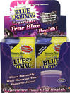 Source Of Life Blue Lightning Packets <b><p>From the Manufacturer's Label:</b></p>    <p>Blue Lightning Powder  is Manufactured for Nature's Plus</p> 20 Packets  $18.98