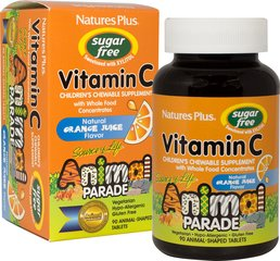 Vitamin C Chewables Sugar Free