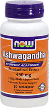 Ashwagandha 450 mg Standardized Extract