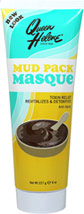 "Queen Helene Mud Pack Masque <p><b>From the Manufacturer's Label</b></p> <p>Mud Pack Masque is the original old-fashioned, time-tested earth facial treatment with imported natural English Clay, that will work wonders for your skin.  It's a very effective pore cleanser. It helps tighten loose, sagging skin on your face and neck and relaxes tired facial muscles to soften lines and wrinkles.</p> <p>Enjoy a Mud Pack Masque facial as a ""pick-me-u"