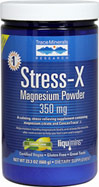 Stress X Magnesium Powder Lemon Lime