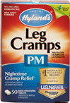 Leg Cramps Nighttime PM With Quinine