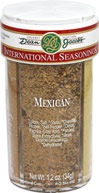 International Seasonings Combo Jar