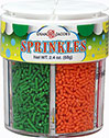 Sugar Sprinkles Jar