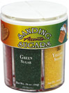 Sanding Accents Sugars Jar