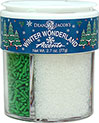 Winter Wonderland Accents Jar