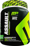 Assault™ PW Green Apple <p><strong>From the Manufacturer's Label:</strong></p><p>Assault™ PW  is manufactured by Muscle Pharm.</p><p>Available in Green Apple, Razz Lemon and Fruit Punch flavors.</p> 1.76 lbs Powder  $32.99