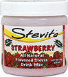 Stevita™ Stevia Strawberry Flavored Drink Mix