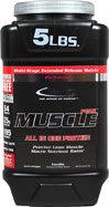 Muscle Peak Vanilla <p><b>From the Manufacturer's Label:</b></p> <p>Muscle Peak is manufactured by Inner Armour®.</p>  5 lbs Powder  $34.99