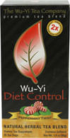 Wu-Yi Diet Control™ Peppermint Twist Tea