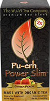 Wu-Yi Pu-Erh Power Slim™ Ginger Peach Tea