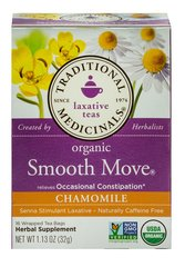 Organic Smooth Move® Chamomile Tea