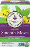 Organic Smooth Move® Peppermint Tea