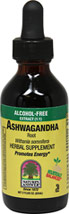 Ashwagandha Liquid Extract 2000 mg AF <p><strong>From the Manufacturer's Label:</strong></p><p>Ashwagandha Root Liquid Extract Alcohol Free is manufactured by Nature's Answer.</p> 2 oz Liquid 2000 mg $13.99