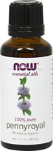 Pennyroyal 100% Pure Essential Oil (Menta Pulegium) <b><p>From the Manufacturer:</b></p><p>• Ingredients:  100% pure pennyroyal oil</p> <p>• Aroma:  Fresh minty-like</p> <p>• Benefits:  Repelling, stimulating</p> 1 oz Oil  $11.99