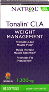 Tonalin CLA 1200 mg We are proud to bring you Tonalin CLA 1200mg.   Look to Puritan's Pride for high quality products and great nutrition at the best possible prices. 60 Softgels 1200 mg $10.76