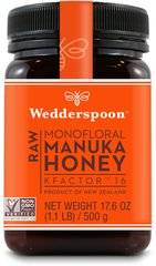 100% Raw Premium Manuka Honey Active 16+
