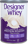 Whey Protein Plain & Simple