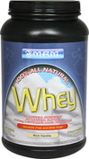 Whey Protein With Glutamine Rich Vanilla