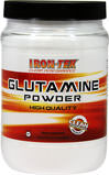 Glutamine Powder 5000 mg <p><b>From the Manufacturer's Label:</b></p> <p>Glutamine Powder is manufactured by Iron-Tek®.</p> 1.1 lbs Powder 5000 mg $19.99