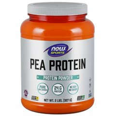 Pea Protein Unflavored <p><strong>From the Manufacturer's Label:</strong></p><p>Pea Protein Unflavored is manufactured by NOW® Foods.</p> 2 lbs Powder  $16.49