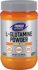 L-Glutamine Powder 5000 mg <p><strong>From the Manufacturer's Label:</strong></p><p>L-Glutamine 5000 mg Powder is manufactured by NOW® Foods.</p> 1 lb Powder 5000 mg $19.99