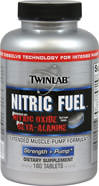 Nitric Fuel <p><strong>From the Manufacturer's Label:</strong></p><p>Nitric Fuel is manufactured by Twinlab.</p> 180 Tablets  $26.49