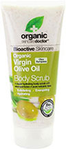 Organic Virgin Olive Oil Body Scrub