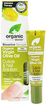Organic Virgin Olive Oil Cuticle & Nail Solution