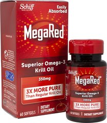 MegaRed™ Omega-3 Krill Oil 300 mg