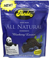 Natural Licorice Chews Blueberry
