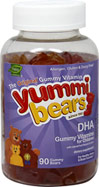 Yummi Bears® DHA for Children