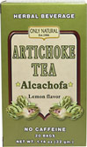 Artichoke Tea Lemon Flavor