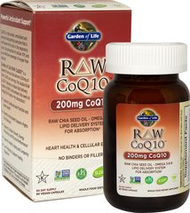 RAW Co-Q-10™ 200 mg