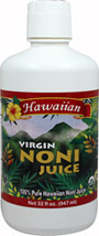 Organic 100% Pure Hawaiian Noni Juice