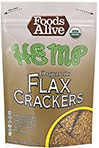 Hemp Flax Crackers
