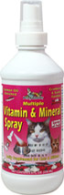 Vitamin & Mineral Spray for Kittens & Cats