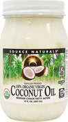 Extra Virgin Coconut Oil <p><b>From the Manufacturer's Label: </p></b><p>Long a dietary staple of the people of Asia, Africa and the Pacific Islands, coconut oil has been used for both food and health care.  It has been used in Ayurvedic herbalism for 4,000 years and it is a natural oil, lower in calories than most oils.</p>  16 oz Oil  $12.69